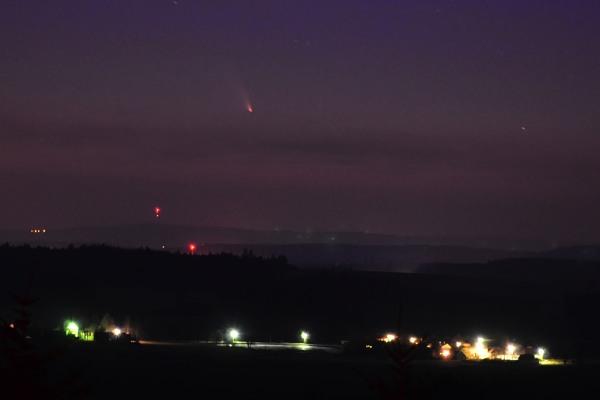 Kometa PanSTARRS