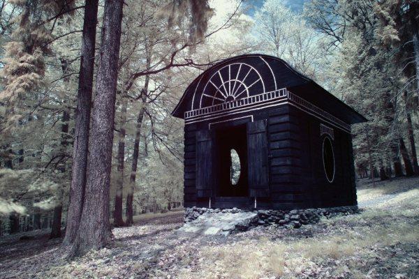 Kůrová skautská bouda