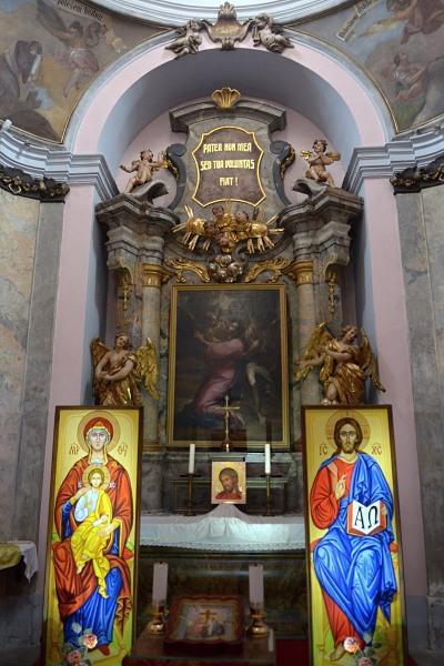 Kaple Sv. Marie