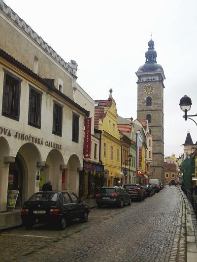 České Budějovice, černá vež