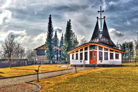 Kaple Cyrila a Metoděje, Škrdlovice