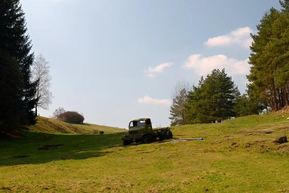 Pastvina pod Šeborovem