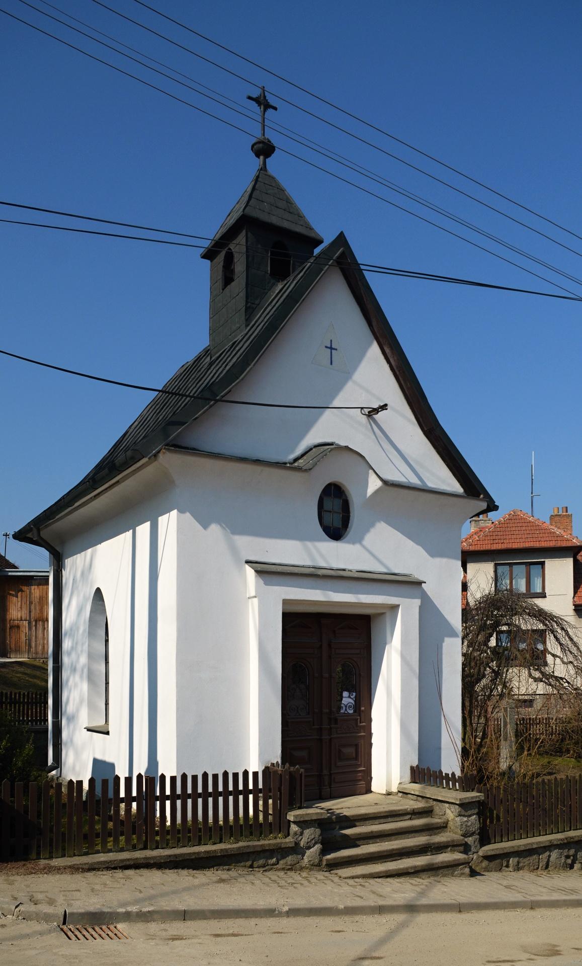 Kaple Petráveč