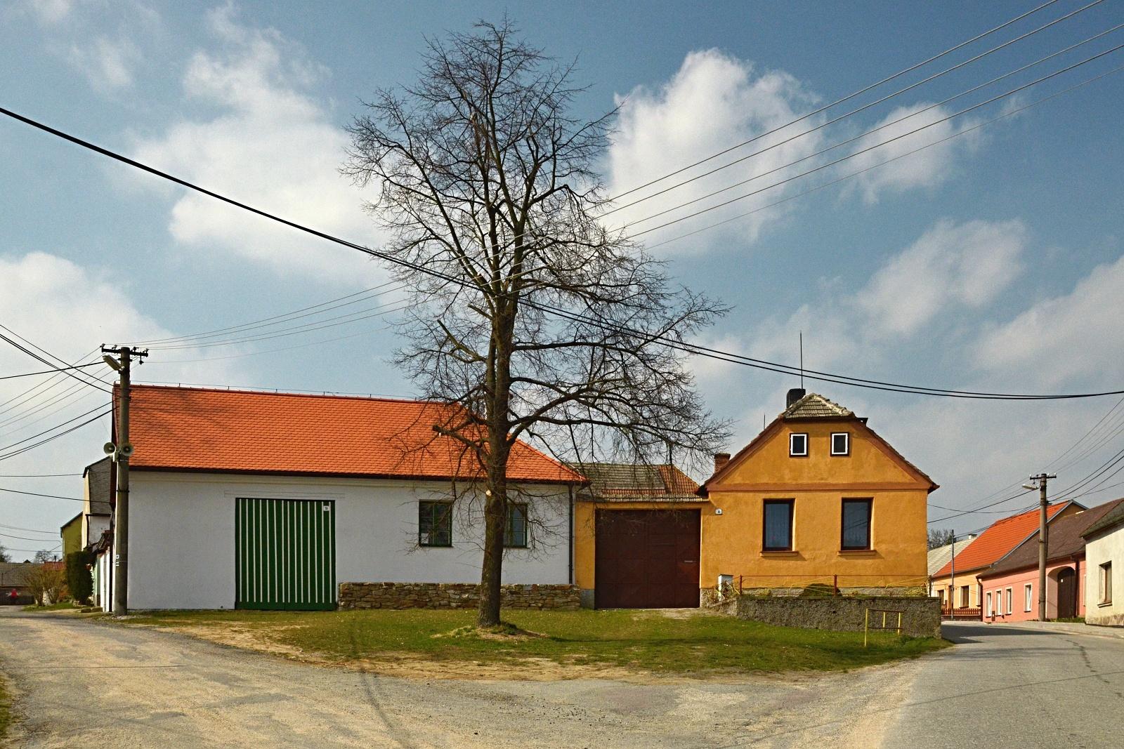Rodný dům kpt. Jana Kubiše