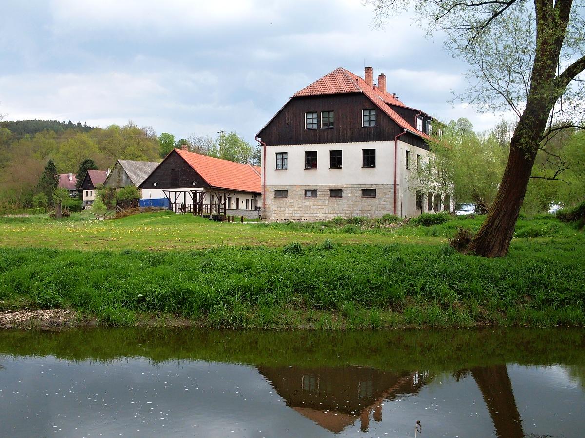 Kratochvílův mlýn