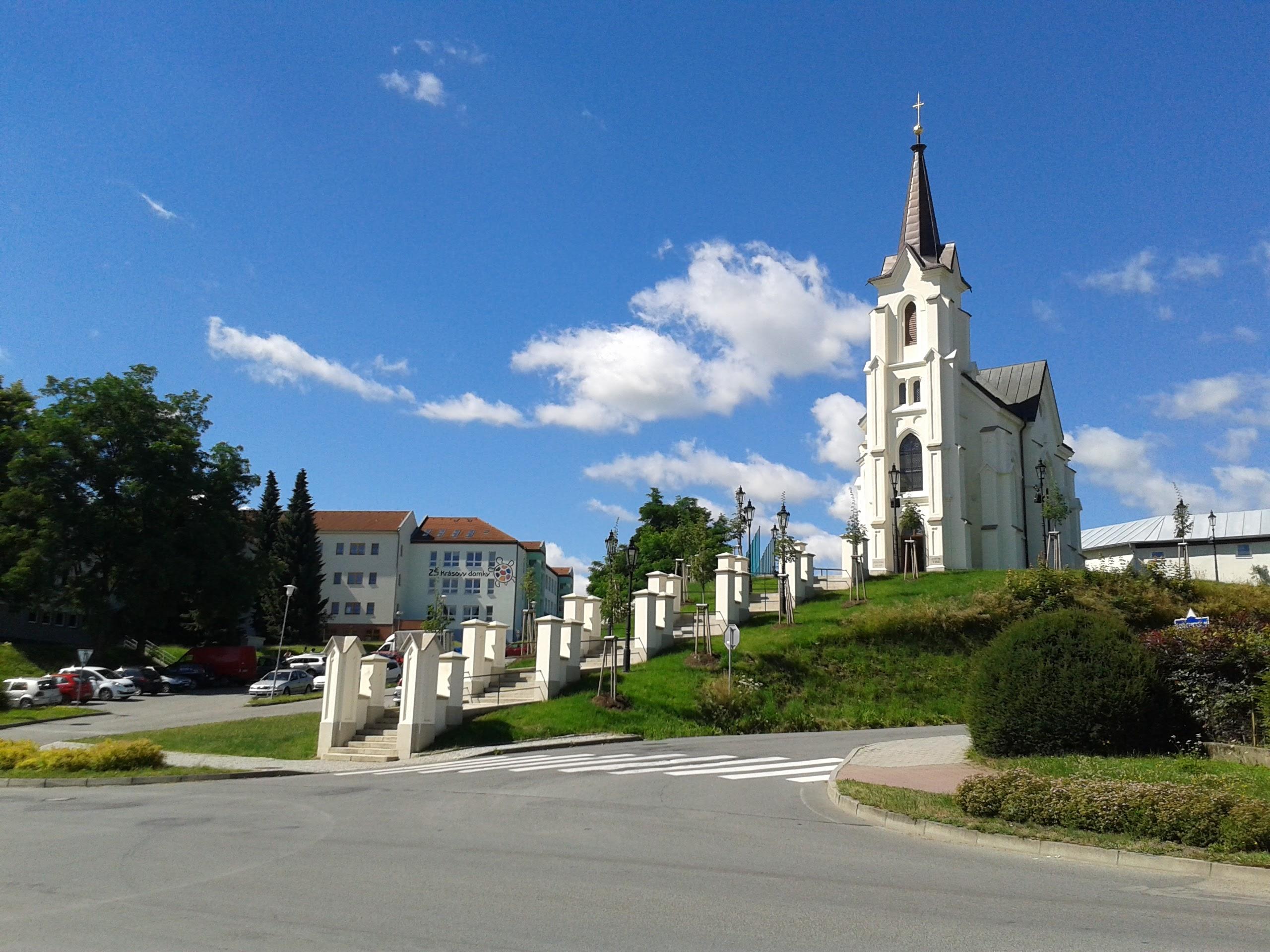 Kostel sv. Kříže