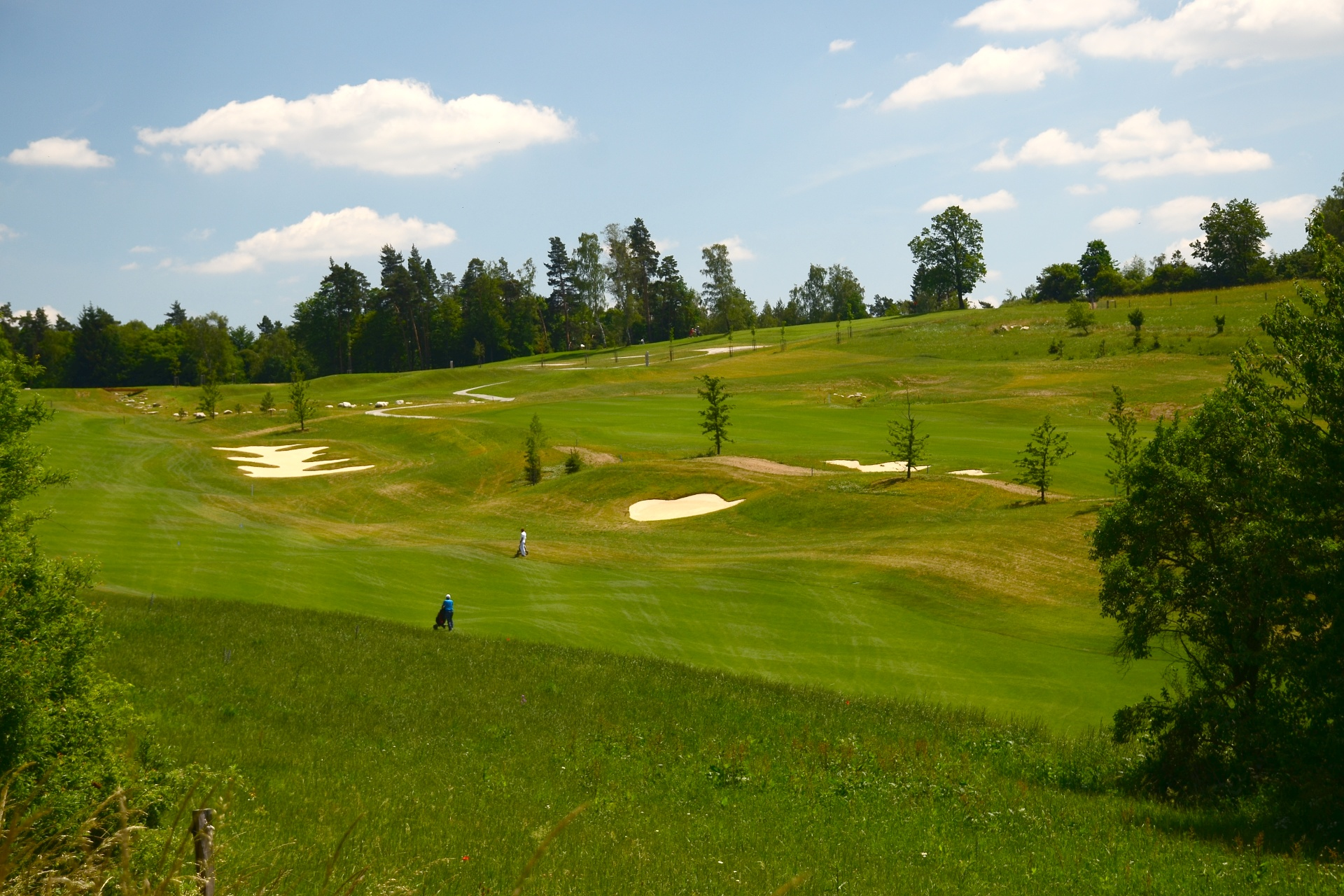 Golf resort Zliv