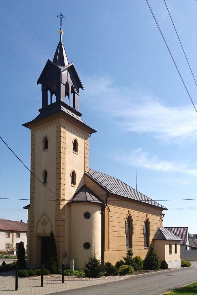 Kostel sv. Antonína v Okřešicích